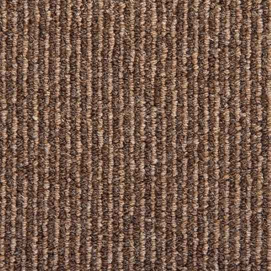 Pyrenees Wool Area Rug - Chestnut by Earth Weave