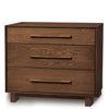 Sloane Three Drawer Dresser in Natural Walnut - Urban Natural Home Furnishings.  Dressers & Armoires, Copeland