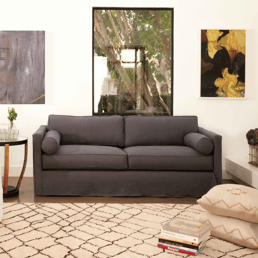 "Vista 84"" Slipcover Sofa by Cisco Brothers"