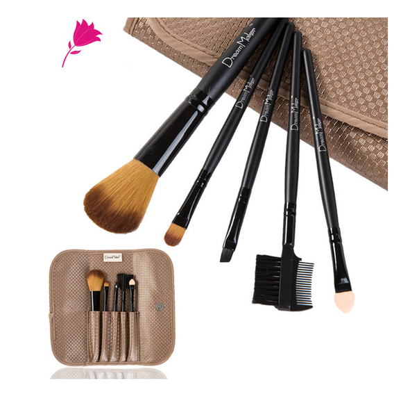 5 Pcs Professional Makeup Brush - Ashlays - 1