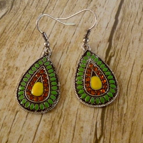 Vintage Fashion Earrings - Ashlays - 15