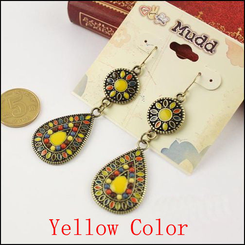 Vintage Fashion Earrings - Ashlays - 4
