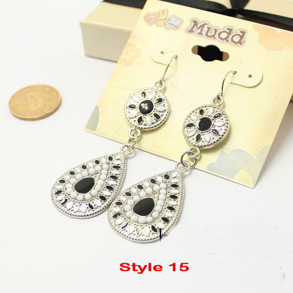 Vintage Fashion Earrings - Ashlays - 13