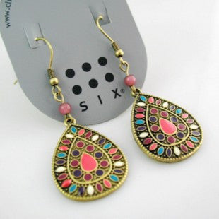 Vintage Fashion Earrings - Ashlays - 7