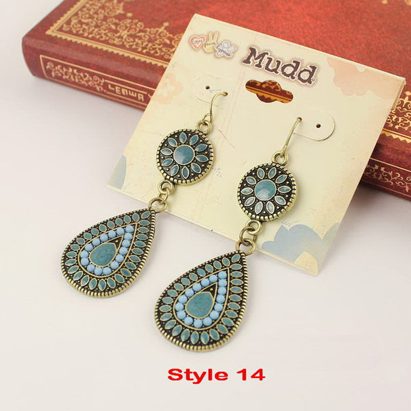 Vintage Fashion Earrings - Ashlays - 8