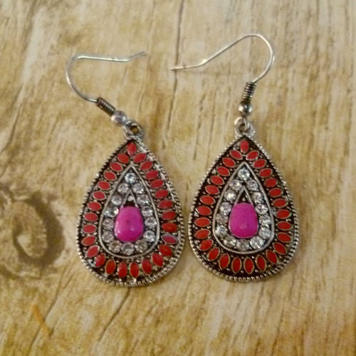 Vintage Fashion Earrings - Ashlays - 10