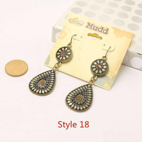 Vintage Fashion Earrings - Ashlays - 6