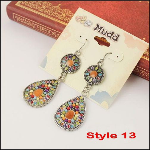 Vintage Fashion Earrings - Ashlays - 5