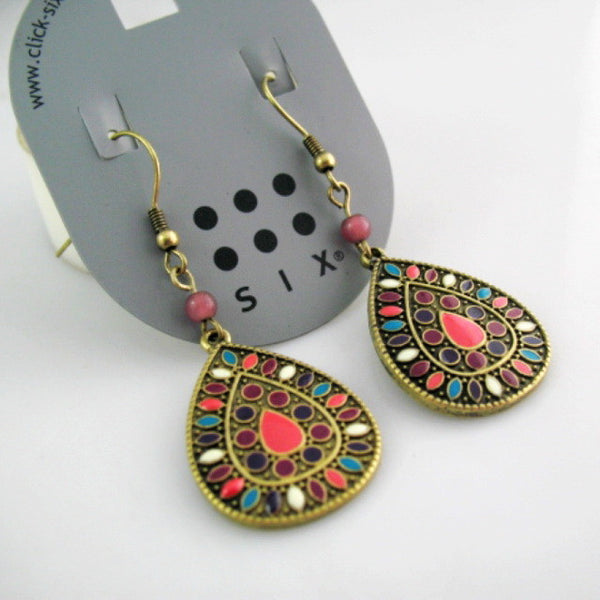 Vintage Fashion Earrings - Ashlays - 1