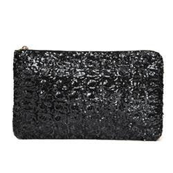 Shiny Sequins Women Day Clutch - Ashlays - 3