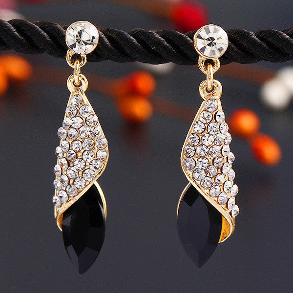 Luxury Brand Crystal Earrings - Ashlays - 3