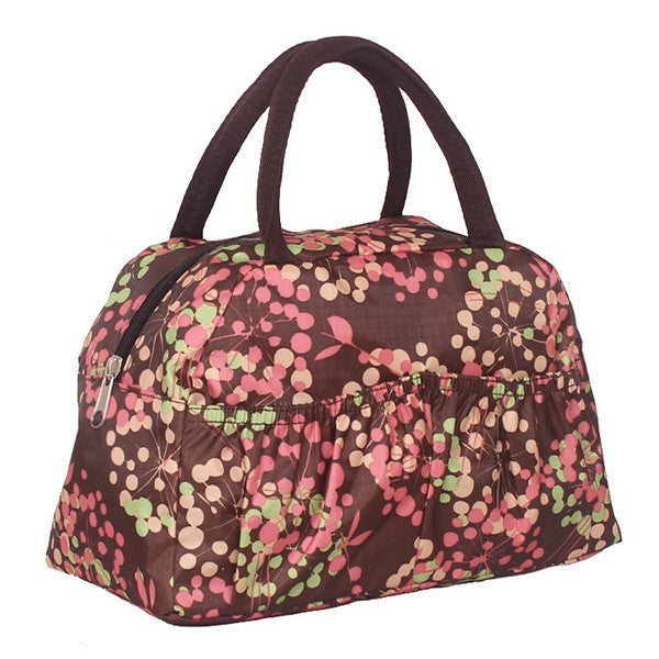 Pattern Lunch Bag Lunchbox Waterproof Neoprene - Ashlays - 5