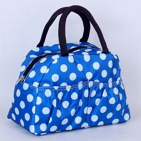 Pattern Lunch Bag Lunchbox Waterproof Neoprene - Ashlays - 9