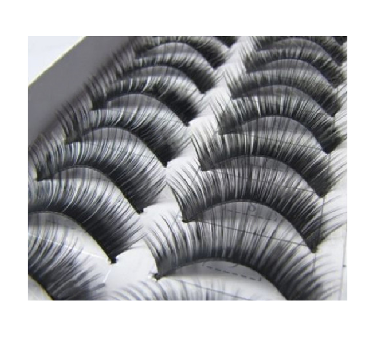 Handmade Natural Eyelashes - Ashlays