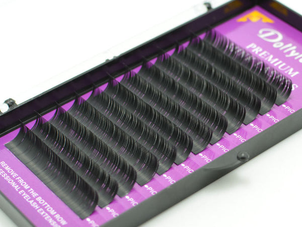 Curl Mink EyeLashes - Ashlays - 4