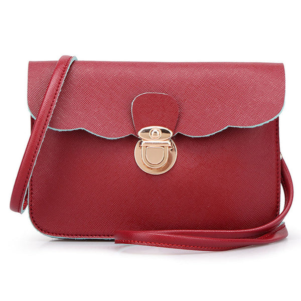 Women Leather Messenger Handbags - Ashlays - 2