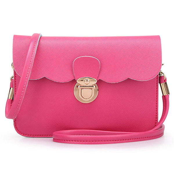 Women Leather Messenger Handbags - Ashlays - 5