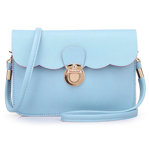 Women Leather Messenger Handbags - Ashlays - 3