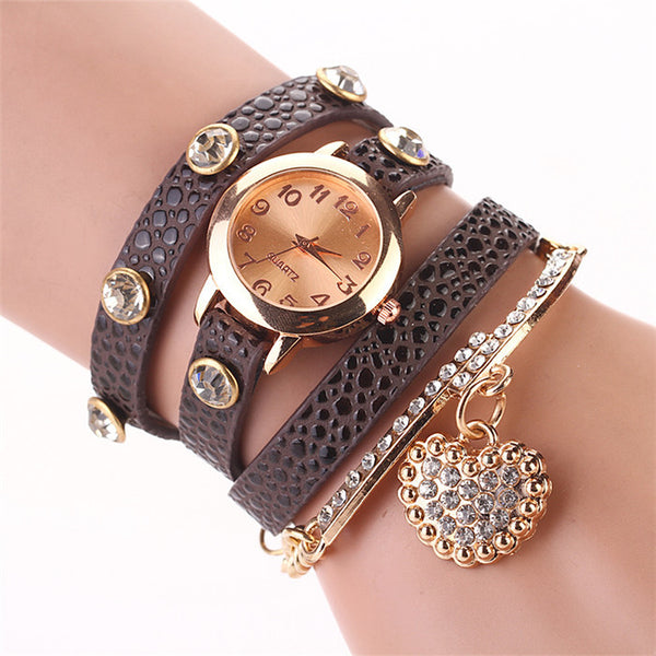 Leather Wrist Watch - Ashlays - 11