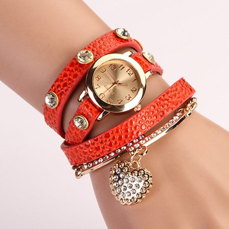 Leather Wrist Watch - Ashlays - 6