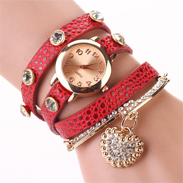 Leather Wrist Watch - Ashlays - 9