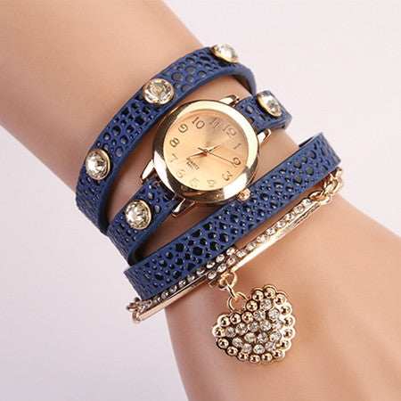 Leather Wrist Watch - Ashlays - 8