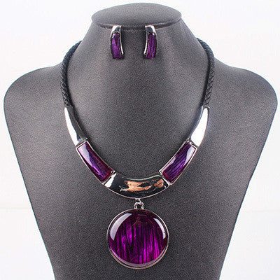 Fashion Silver Plated Jewelry Sets - Ashlays - 8