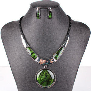 Fashion Silver Plated Jewelry Sets - Ashlays - 12