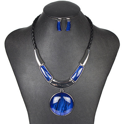 Fashion Silver Plated Jewelry Sets - Ashlays - 4