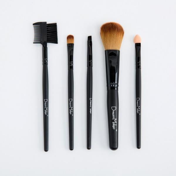 5 Pcs Professional Makeup Brush - Ashlays - 3