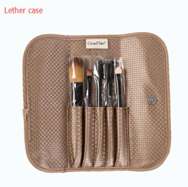 5 Pcs Professional Makeup Brush - Ashlays - 2