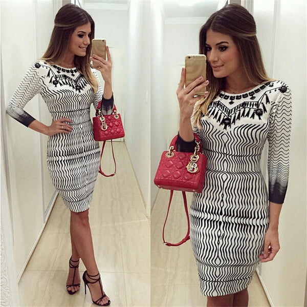 Fashion Club Dress - Ashlays - 2