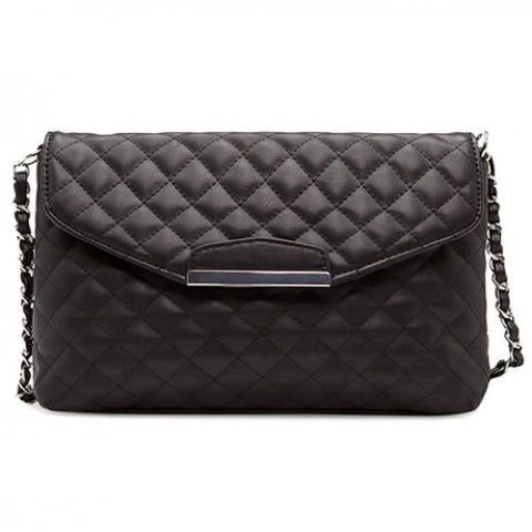 Black Crossbody Bag - Ashlays - 1