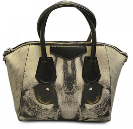 Cat Pattern Design Women's Tote Bag - Ashlays
