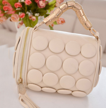 Rose Leather Clutche Bag - Ashlays - 3