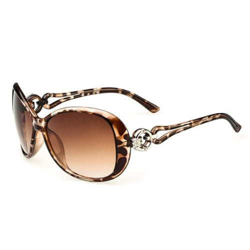 Leopard Print Sunglasses - Ashlays