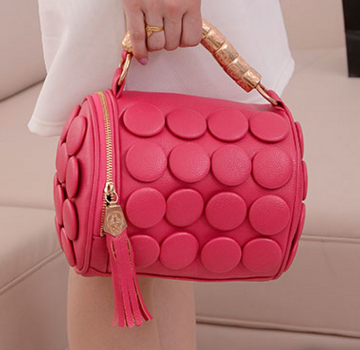 Rose Leather Clutche Bag - Ashlays - 2