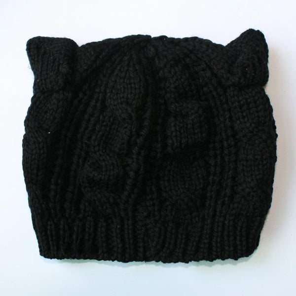 Cat Ear Beanie - Ashlays - 5