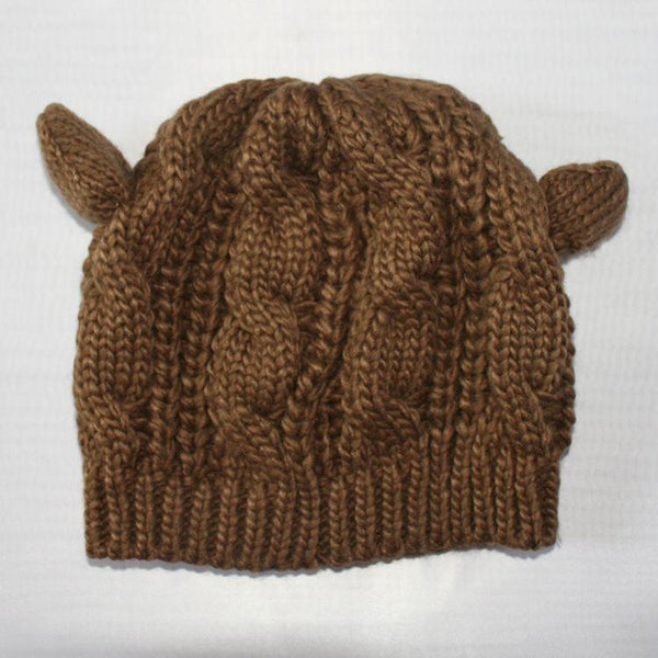 Cat Ear Beanie - Ashlays - 6