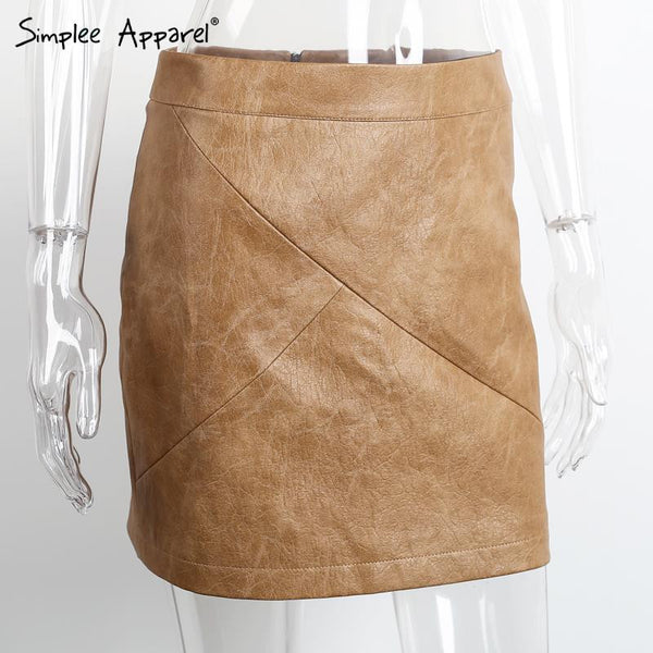 High Waist Bodycon Pencil Skirt - Ashlays - 3