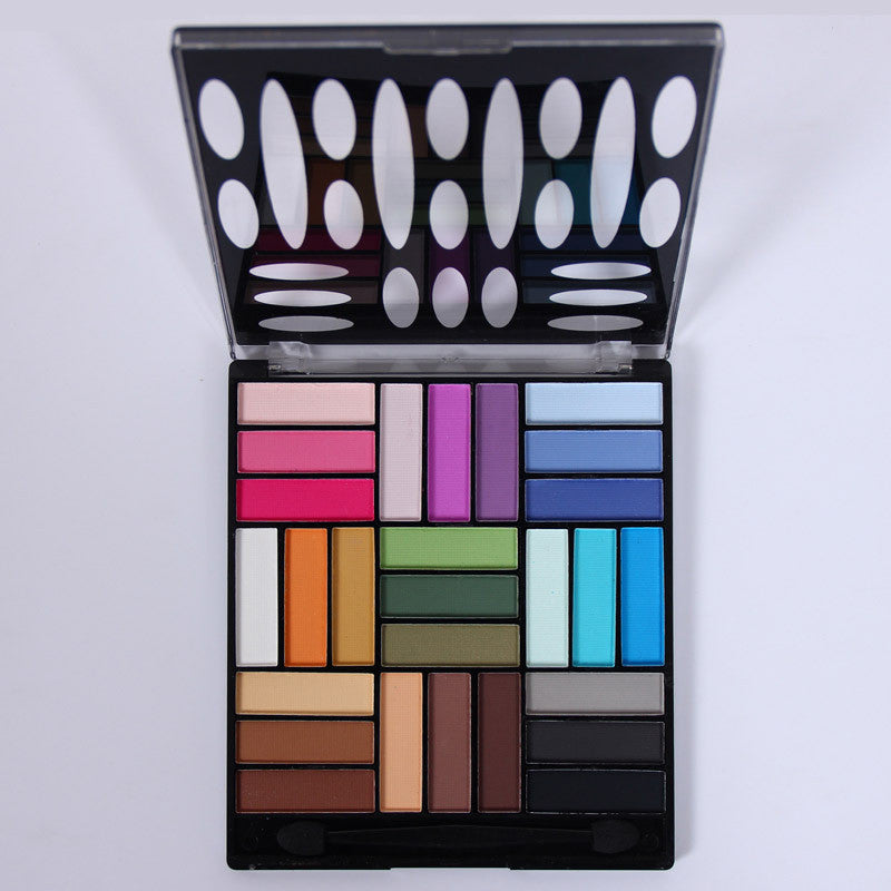 27 Colors Palette Makeup - Ashlays - 3