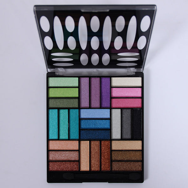 27 Colors Palette Makeup - Ashlays - 2