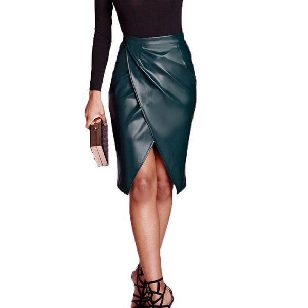 Slim Hip Pencil Skirt - Ashlays - 7