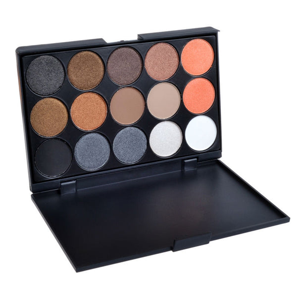 Earth Colors Makeup - Ashlays - 4