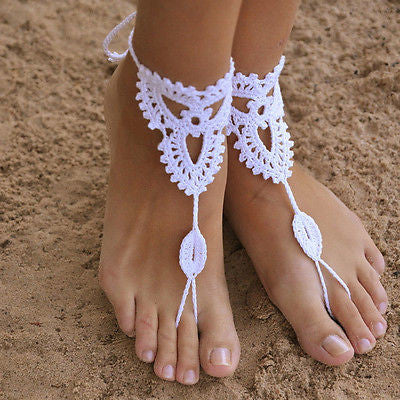 Stylish Barefoot Sandals - Ashlays