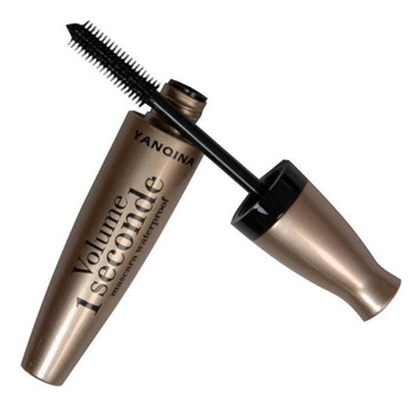Liquid Black Mascara Volume - Ashlays - 1