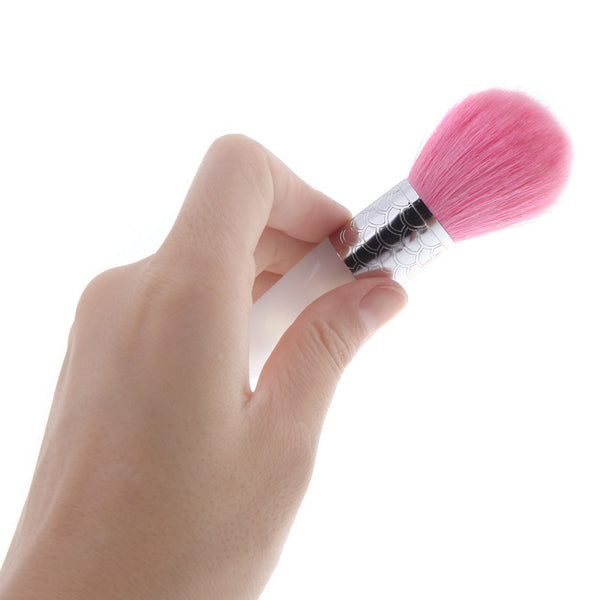 Pink Blusher Makeup Brush - Ashlays - 2