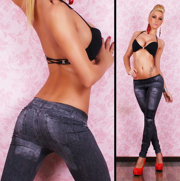 Sexy Stretchy Slimming Jeggings - Ashlays - 7