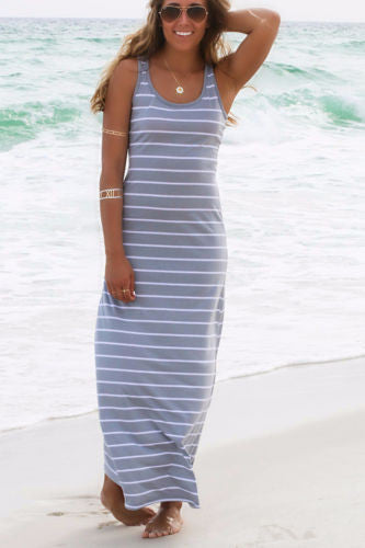 Long Maxi Sundress - Ashlays - 2