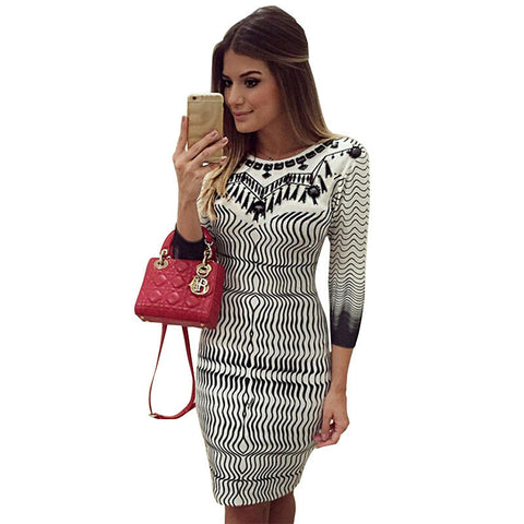 Fashion Club Dress - Ashlays - 1